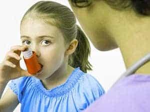 Симтомы и лечение аллергического бронхита у детей