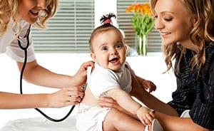 Бронхиальная астма у детей - симптомы и лечение