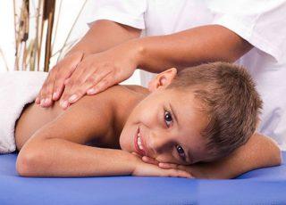 Как сделать дренажный массаж ребенку