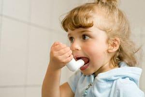 Спрей от астмы и аллергии