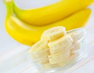Простой рецепт с бананом от кашля у детей