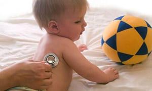 Симптомы и лечение бронхита у младенца