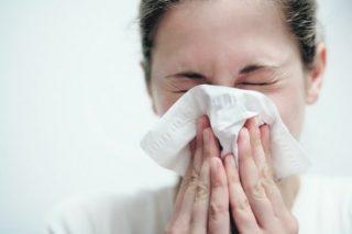 Причины частых чиханий