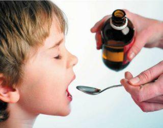 Детские сиропы от кашля какой лучше выбрать, как правильно использовать