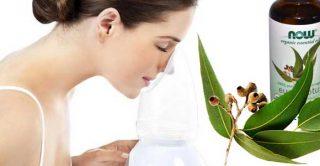 Инструкция по ингаляциям с эвкалиптовым и другими маслами