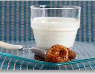 Как правильно готовить инжир с молоком и принимать от кашля