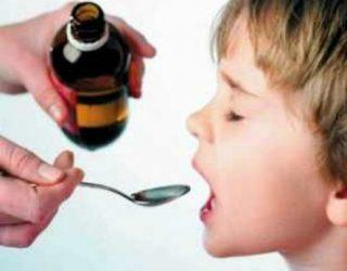 Лечение мокрого кашля у детей