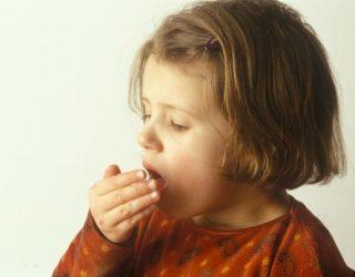 Лечение кашля до рвотного рефлекса у детей