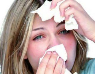 Первые признаки аллергического кашля
