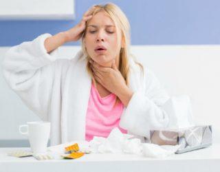 Причины сухого не откашливаемого кашля