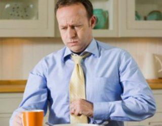 Причины возникновения кашля после принятия пищи