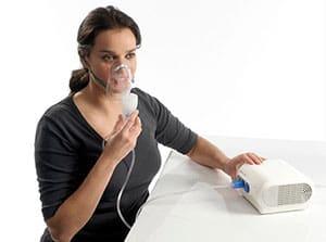 Небулайзер - особенности лечения бронхиальной астмы