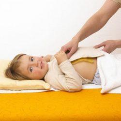 Рецепт согревающей лепешки от кашля у ребенка