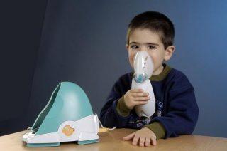 Способ применения Гидрокортизона для ингаляций ребенка