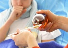 Безопасные отхаркивающие средства для детей разных возрастов