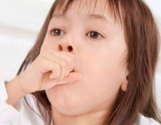 Продолжительный непрекращающийся кашель у ребенка