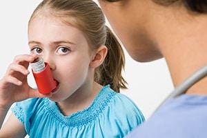 Бронхиальная астма в России - статистические данные