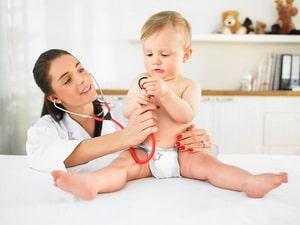 первые признаки трахеита у младенца