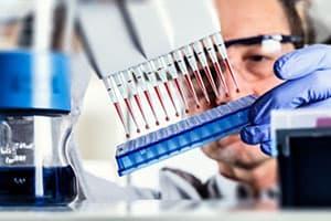 Анализ крови и мокроты при раке легких